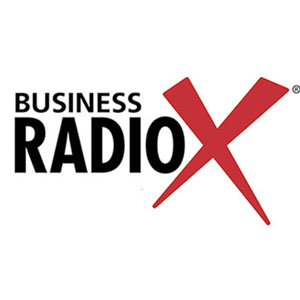 Business Radio X logo