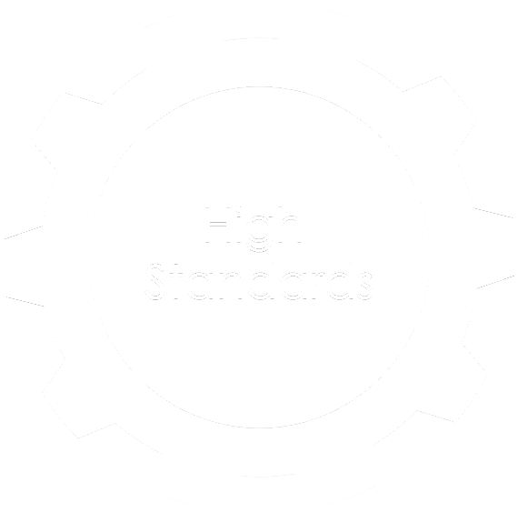 high standards icon