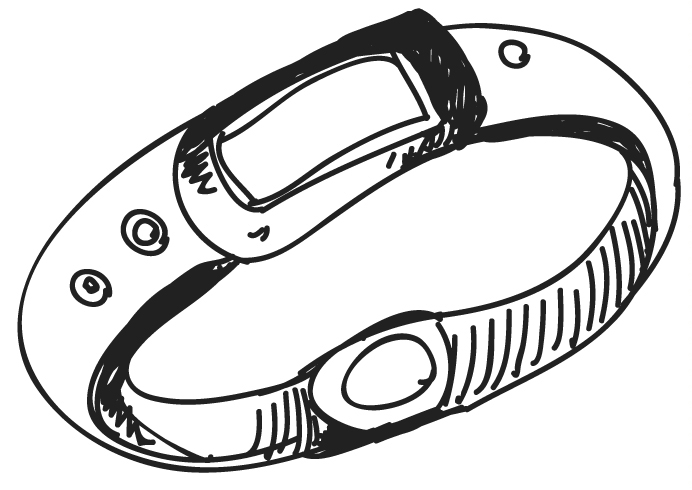 Wearable IoT device