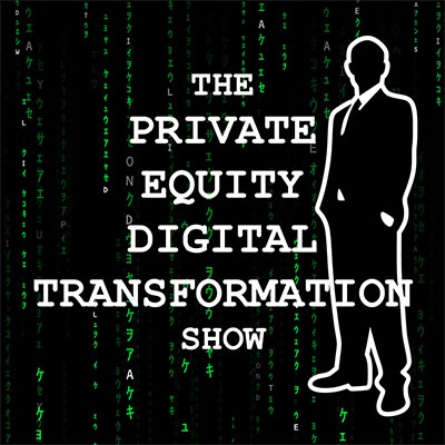 The Private Equity Digital Transformation Show logo